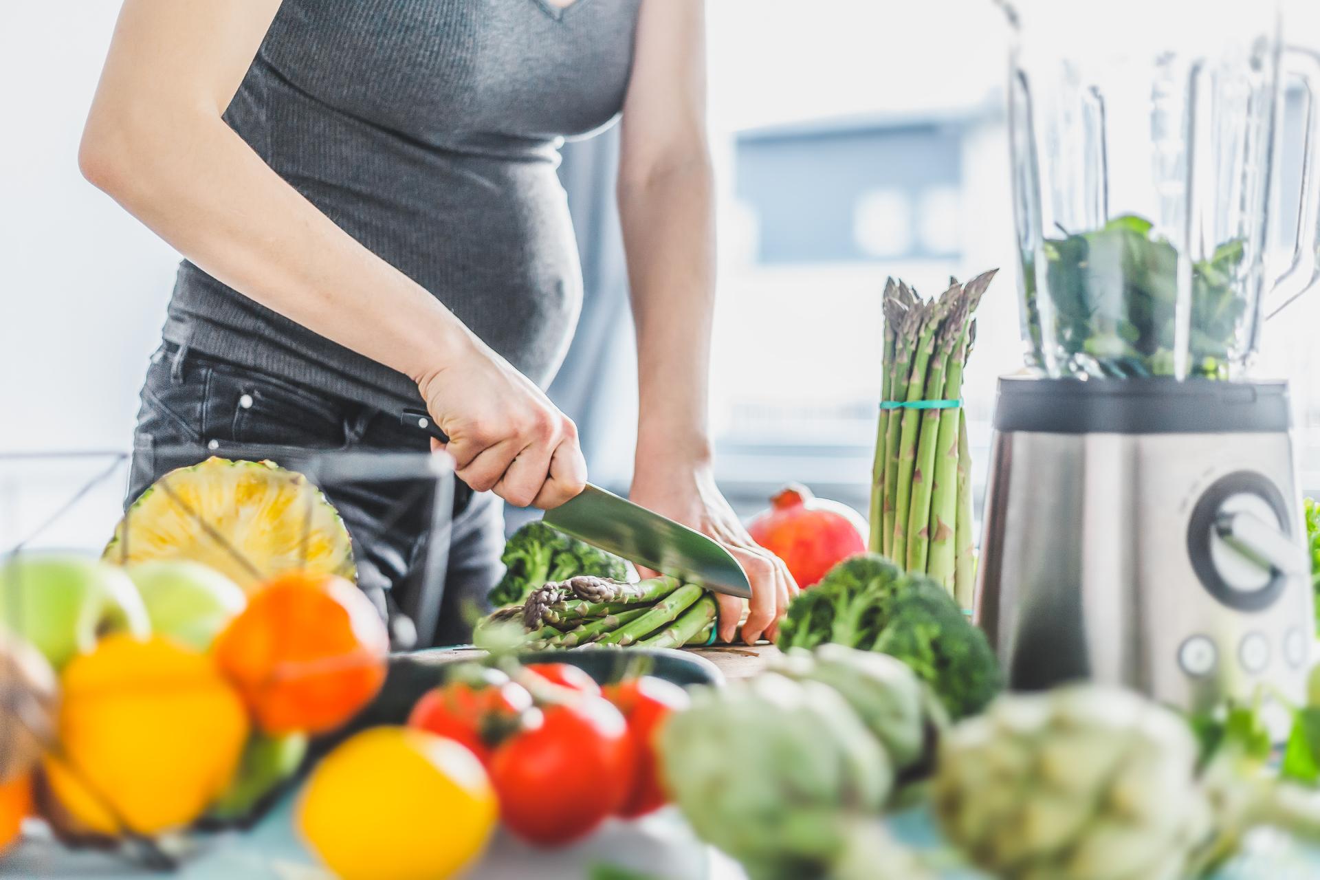 Importancia de la nutricion en la fertilidad